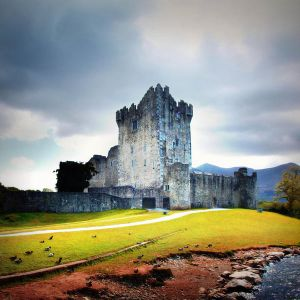 Ross Castle by Erinti