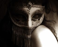 masquerade 1 by CSchaustPhotography