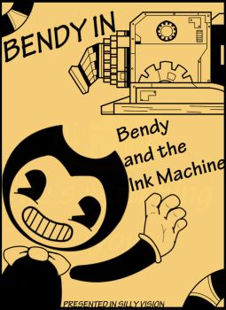 Bendy CH 4 Fan Art Contest Entry *Link to video* by DragonMaster616
