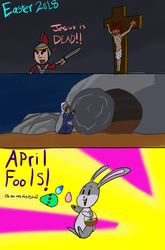 Easter 2018 by Rexart35