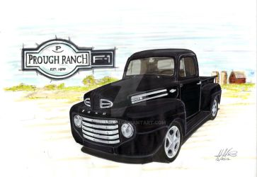 Papa Prough's Truck by Kuk-Man