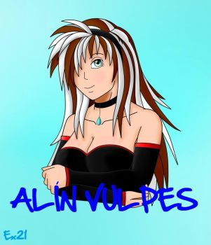 Alin Vulpes by Exerion21