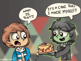 AT-Cole Will Never Make a Good Cake by snowyroxx22