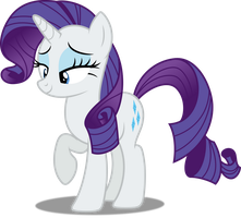 Vector #436 - Rarity #20 by DashieSparkle