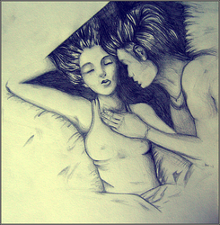 You Only Hold Me When I Sleep by KayaX