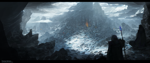 Land of Ice by 7heKro