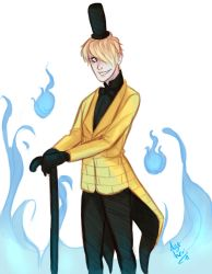 Bill Cipher by Azeher