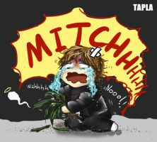 RIP Mitch by Tapla