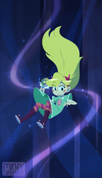 star butterfly by mintycanoodles