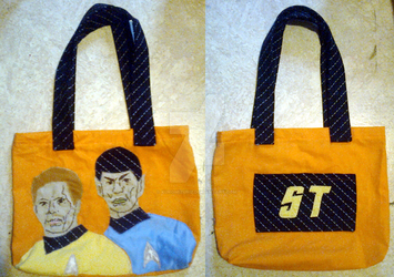Star Trek Bag by Kuromizuri2
