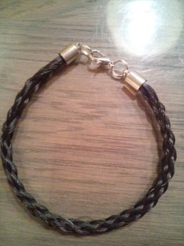 Horsehair bracelet by Sothyque-X
