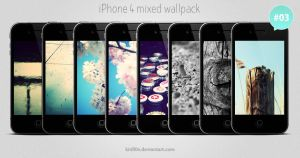 iPhone 4 Mixed Wallpack 03 by kirill0v