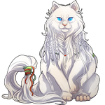 White Cat by Ulfrheim