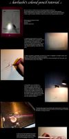Colored Pencil tutorial by karliashi
