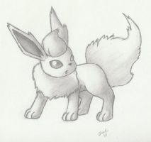 Flareon by Buizel24