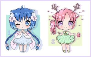 Cute Adopts CLOSED by PennyGEM