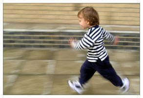 Run Like The Wind by photocell