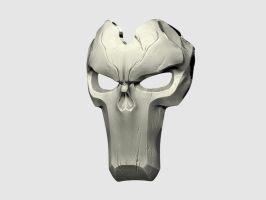 Darksiders 2 - Death's Mask by 3DPad