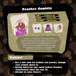 Splatdash! - Peaches by buttersheeps