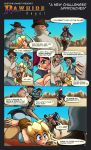 Rawhide Angel Page 3 by sketchiegambit