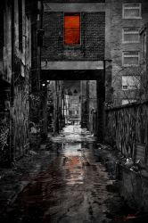 A Wrong Turn by Drknz