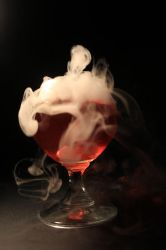Dry Ice 12 by Pagan-Stock