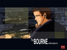 Bourne Ultimatum by roelworks