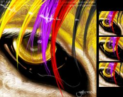 Recca's Eye - Icon by soulspoison