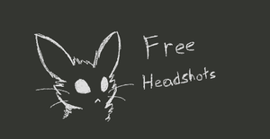 Taking free headshot requests! [CLOSED] by XiniMonster