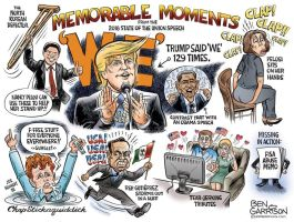 SOTU Memorable Moments by MattX125