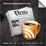 Vienna replacement icon by GianlucaDivisi