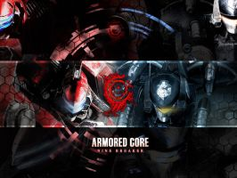 Armored Core by Deltafreelancer