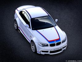 Special Edition BMW 1M Coupe by jonsibal