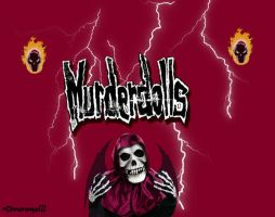 Murderdolls Wallpaper by cinnamongurl22