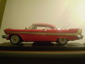 1958 plymouth fury 3 by themodelist