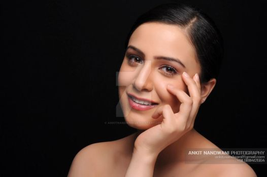 Shoot for cosmetic brand. by ankitnandwani