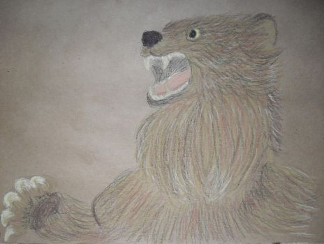Angry Bear by edelneos