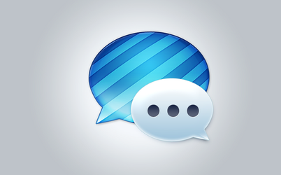 Messages - MacOS by Alexndre