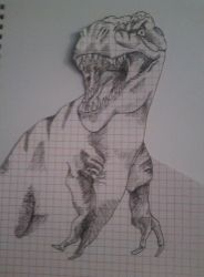 Trex by felcandy