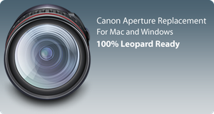 Canon Aperture Replacement by austin123