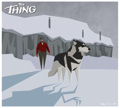 The Thing by Cranimation