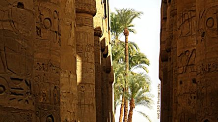 Karnak Temple by haggaghm