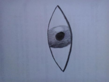 first attempt to draw an eye by sythokhann