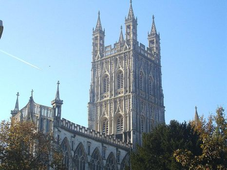Gloucester Cathedral by ThomasBell