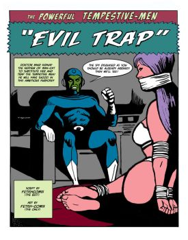 Evil trap ( Patreon preview ) by Fetish-Comix