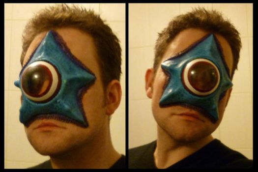 STARRO mask - test pull. by 4thWallDesign