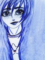 Blueness by Cybbes