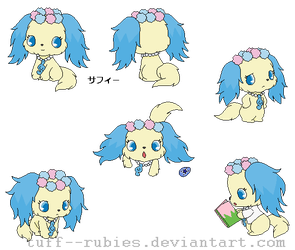 Sapphie Reference Sheet by Tuff--Rubies