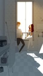 Getting to know  you by PascalCampion