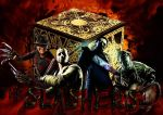 The Slashers by TristanHartup